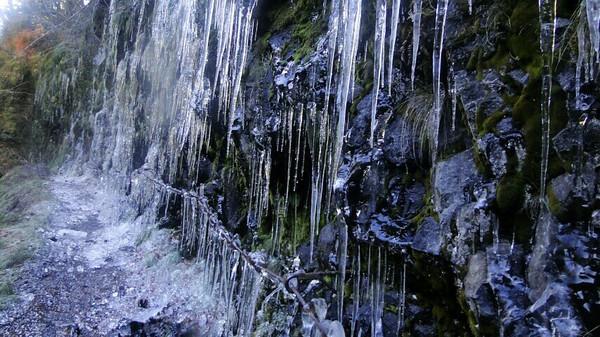 An Icy Eagle Benson Loop