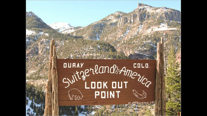 Ouray Slide show