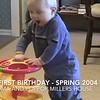 Quin's Birthday 2004