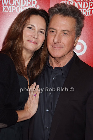 Lisa Hoffman, Dustin Hoffman
