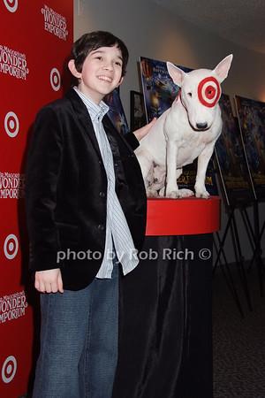 Zach Mills, Bullseye (Target Dog)