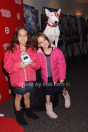 Liz Lange daughters, Bullseye photo by Rob Rich © 2007 516-676-3939 robwayne1@aol.com