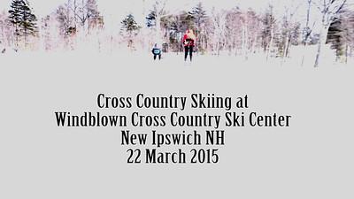 NH Skiing 2015