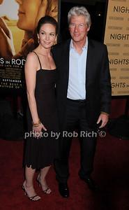 Diane Lane, Richard Gere  photo by Rob Rich © 2008 516-676-3939 robwayne1@aol.com