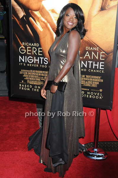Viola Davis<br />  photo by Rob Rich © 2008 516-676-3939 robwayne1@aol.com