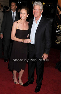 Diane Lane, Richard Gere  photo by Rob Rich © 2008 516-676-3939 robwayne1@aol.com