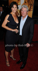 Carey Lowell, Richard Gere  photo by Rob Rich © 2008 516-676-3939 robwayne1@aol.com