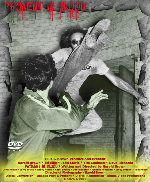 DVD Back Cover Artwork.