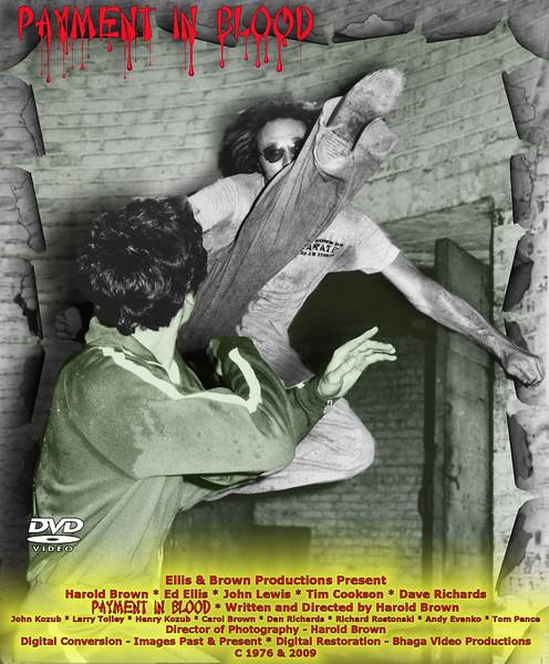 DVD Back Cover Artwork.