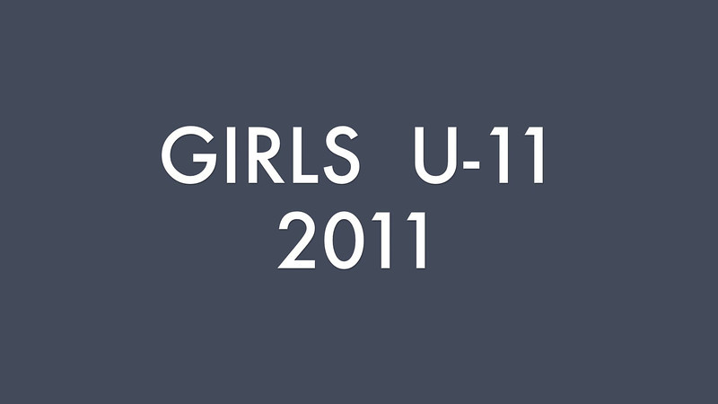Platinum G U-11 slide show 2011