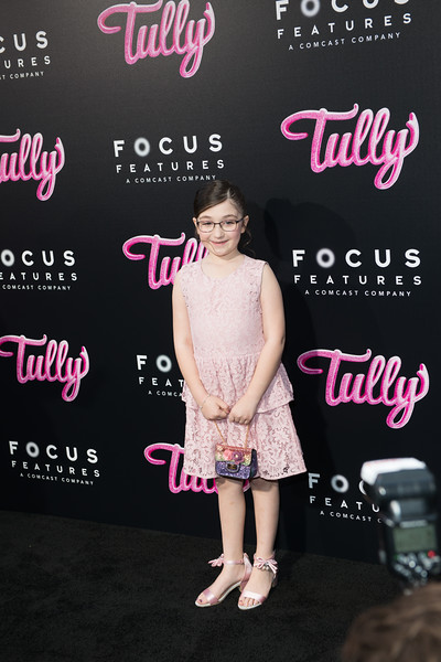 'Tully' Premiere