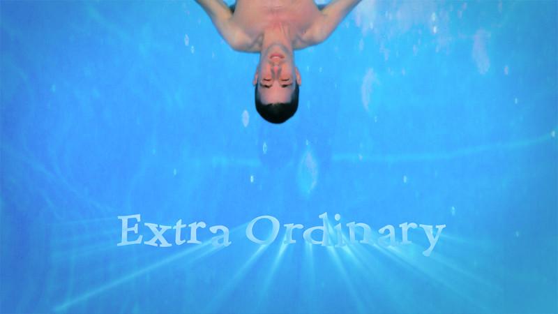 Extra Ordinary<br /> <br /> Producer<br /> Christian Doran<br /> <br /> Writer/Director<br /> Bruce Davie<br /> <br /> Director of Photography<br /> Bernard Pearson<br /> <br /> Location Sound<br /> Warren Coulton<br /> Ian Winchester  Christina Bush<br /> <br /> <br /> 2nd Unit Camera<br /> Peter Butz  Chris Vidler<br /> <br /> Clapper <br /> Chris Kafkaris<br /> <br /> Staring <br /> <br /> Christian Doran <br /> as<br /> Dougal<br /> <br /> El Devive<br /> as<br /> Albie<br /> <br /> Georgie Pike<br /> as<br /> Becky<br /> <br /> Extras<br /> Anne Murn Chris Kafkaris<br /> Debbie DaviePeter Butz<br /> Mathew LockyerIan Winchester<br /> Christina Bush<br /> <br /> Editing and Post Production<br /> Bruce Davie<br /> Bernard Pearson<br /> <br /> Music<br /> An Unfortunate Incident<br /> Composer: Elliot Simons<br /> Shockwave-sound.com<br /> <br /> Thanks to<br /> Clear vision films<br /> Clark Rubber<br /> Simone Davie