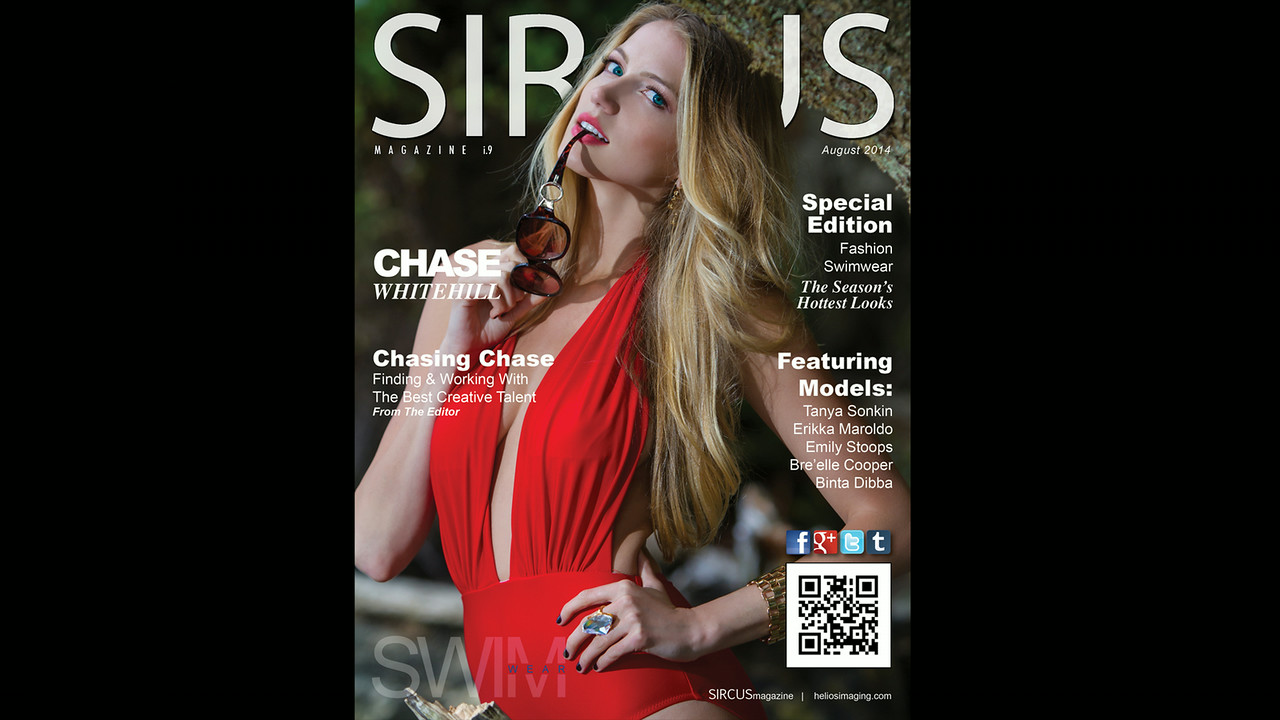 Sircus Magazine Issue 9