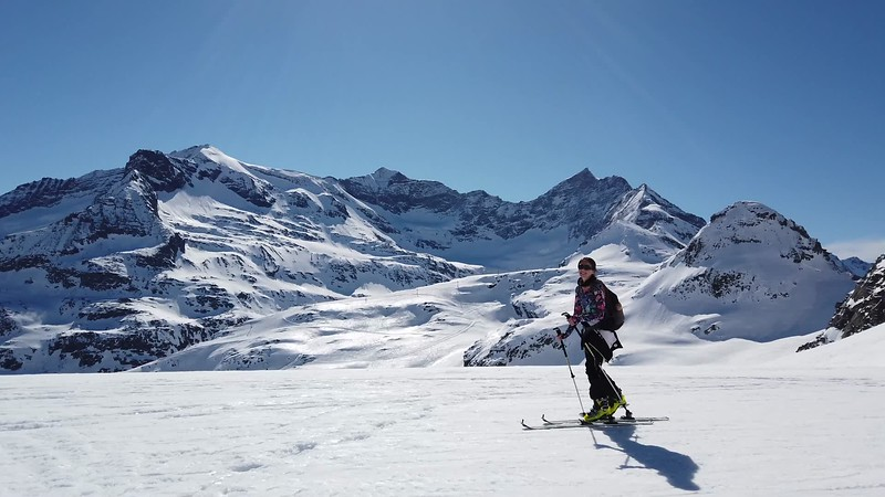 2019_04_21 Skitour Hoher Sonnblick Ostern
