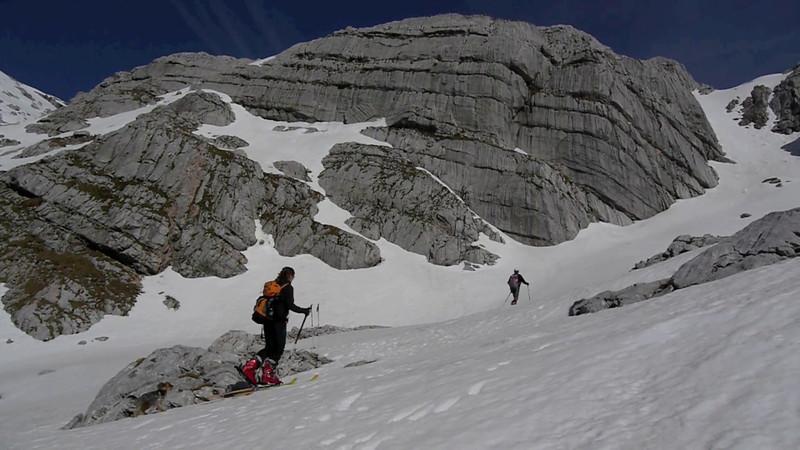 2011_05 Skitour Breithorn Mai 2011
