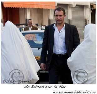 *legende* Film un Balcon sur la Mer de Nicole Garcia avec Jean Dujardin  ©Didier Baverel