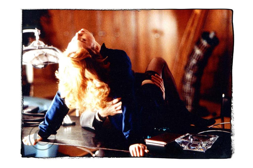 "Lysette Anthony and Tim Matherson  1994 "" target of Suspicion"" a Bob Swaim film"