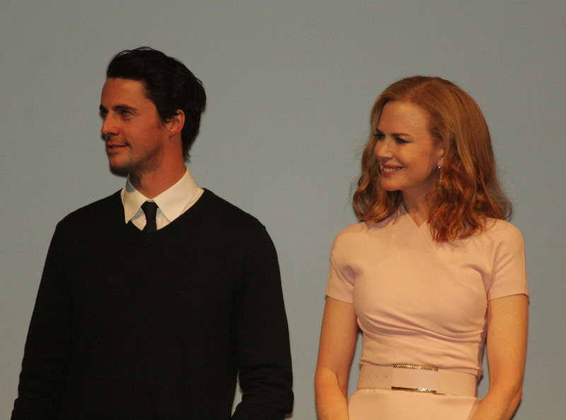 Nicole Kidman and Matthew Goode by Steven Smith