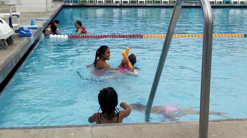 Swim Lessons 2015