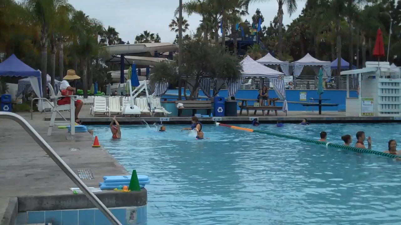 Swim Lessons 07042015 Part 1