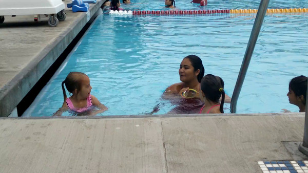 Swim Lessons 06272015 Part 2