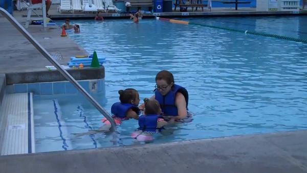 Swim Lessons 07042015 Part 2