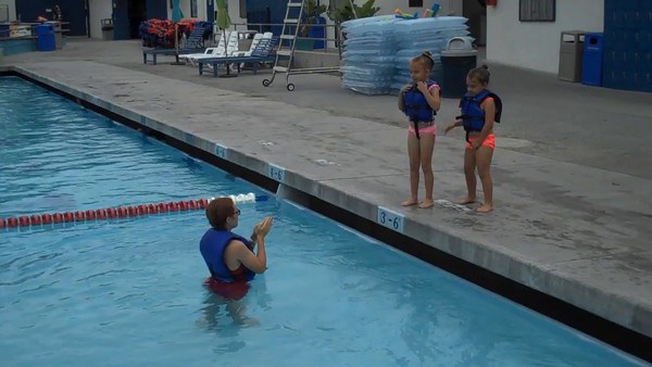 Swim Lessons 07042015 Part 3