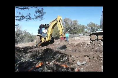 Lot 72 Excavation