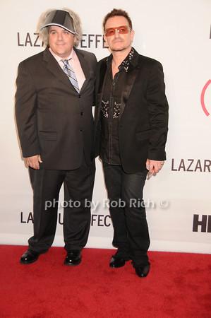 Lance Bangs, Bono<br /> by Rob Rich © 2010 robwayne1@aol.com 516-676-3939