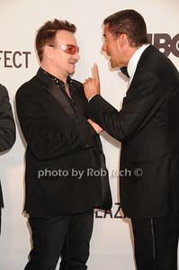 Bono, Richard Plepler by Rob Rich © 2010 robwayne1@aol.com 516-676-3939