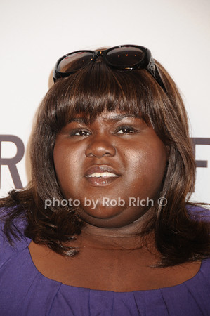 Gabourey Sedibe<br /> by Rob Rich © 2010 robwayne1@aol.com 516-676-3939