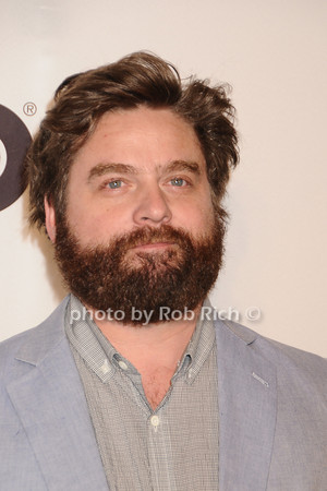 Zach Galifianakis<br /> by Rob Rich © 2010 robwayne1@aol.com 516-676-3939
