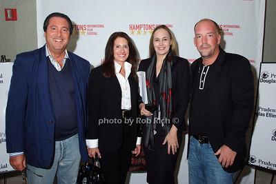 Larry Wohl, Denise Wohl, Elizabeth Sobieski, RC Raycraft photo by Rob Rich © 2007 robwayne1@aol.com 516-676-3939