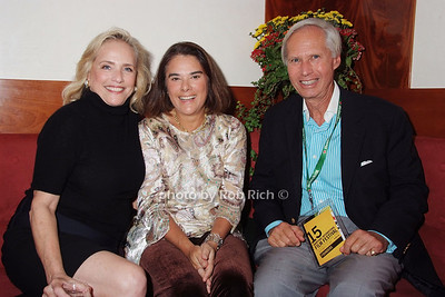 Ann Barish, Jennifer Lobo, Chris Kling photo by Rob Rich © 2007 robwayne1@aol.com 516-676-3939