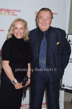 Ann Barrish, Sirio Maccione photo by Rob Rich © 2007 robwayne1@aol.com 516-676-3939