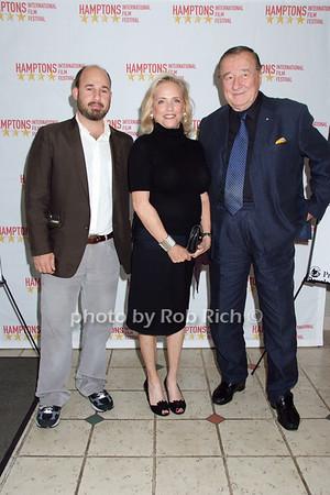 Andrew Rossi, Ann Barrish, Siro Maccione photo by Rob Rich © 2007 robwayne1@aol.com 516-676-3939