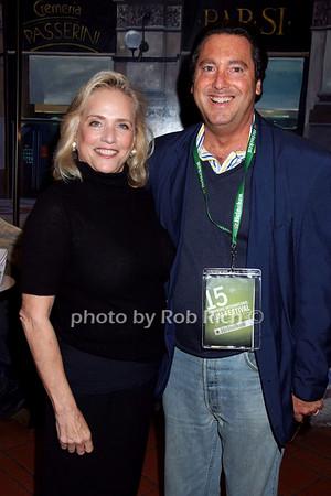 Ann Barish, Larry Wohl photo by Rob Rich © 2007 robwayne1@aol.com 516-676-3939