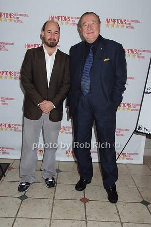 Andrew Rossi, Siro Maccione photo by Rob Rich © 2007 robwayne1@aol.com 516-676-3939