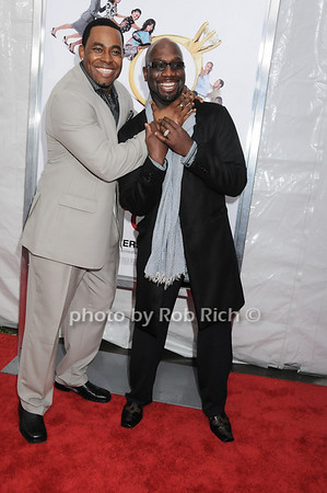 Lamman Rucker, Ricard Jones<br /> photo by Rob Rich © 2010 robwayne1@aol.com 516-676-3939