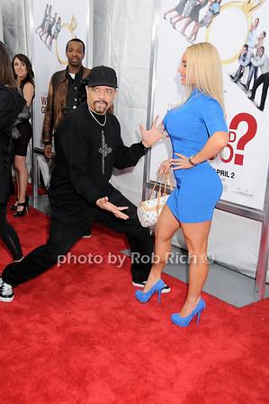 """Ice T, Nicole """"Coco"""" Austin"""