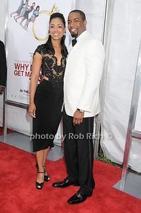 Courtenay Chatman, Michael Jai White all photos by Rob Rich © 2010 robwayne1@aol.com 516-676-3939