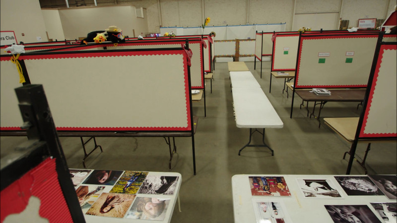 August 2012<br /> Judging at the Western Idaho Fair