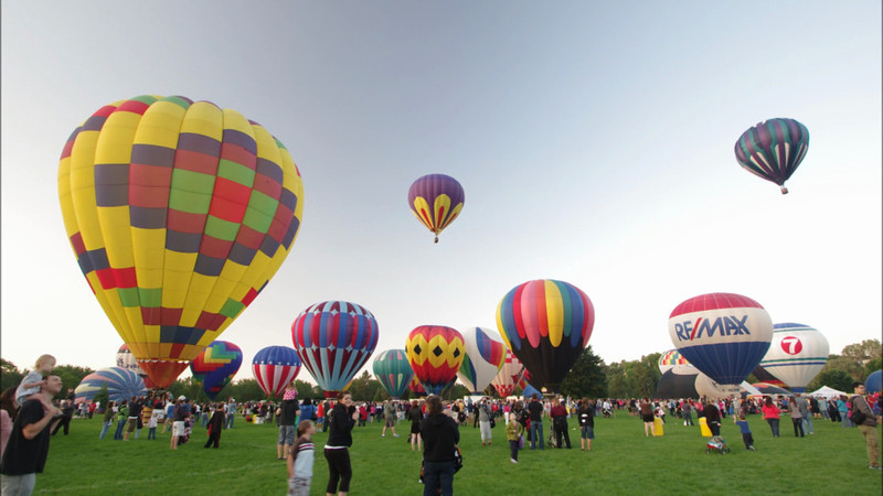 2012 Spirit of Boise Balloon Classic