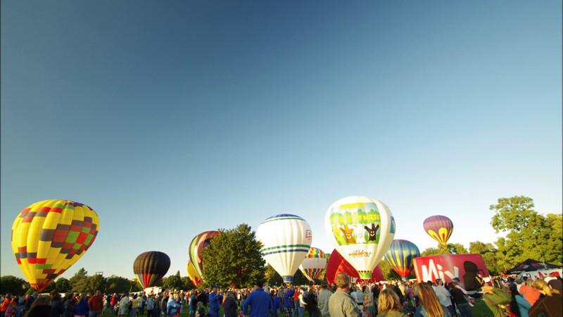 2011 Boise Balloon Classic