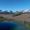 Fall trip into the Sawtooth mountains 2017