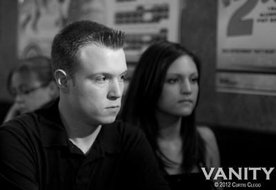 """Filming of """"Vanity"""""""