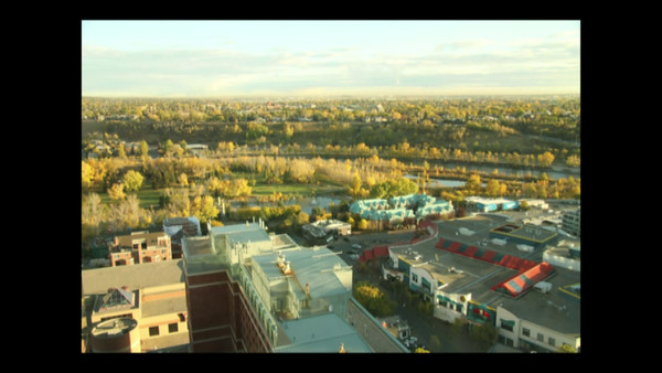 A series of timelapse shots taken from our windows here at Devon, Calgary.  Music is 'Tubular Bells' by Mike Oldfield with John Clease.