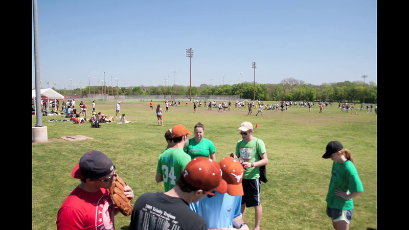 Day 2 of Women's CENTEX 2012