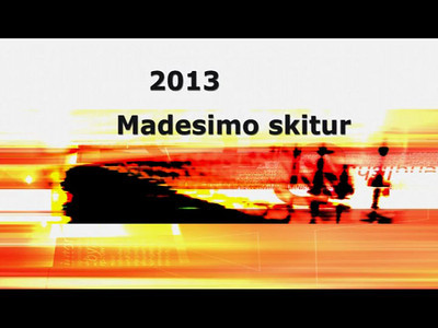 Madesimo skitur 2013 Video and Music: Martin Bager.