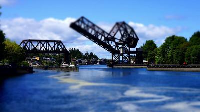 The Hiram M. Chittenden Locks